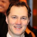 David Morrissey has joined The Water Horse