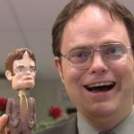 Rainn Wilson makes a joke about Hoot in an Interview