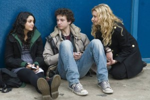 Bandslam - Vanessa Hudgens, Gaelan Connell and Alyson Michalka