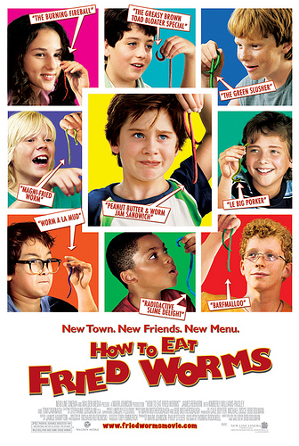 how to eat fried worms movie netflix