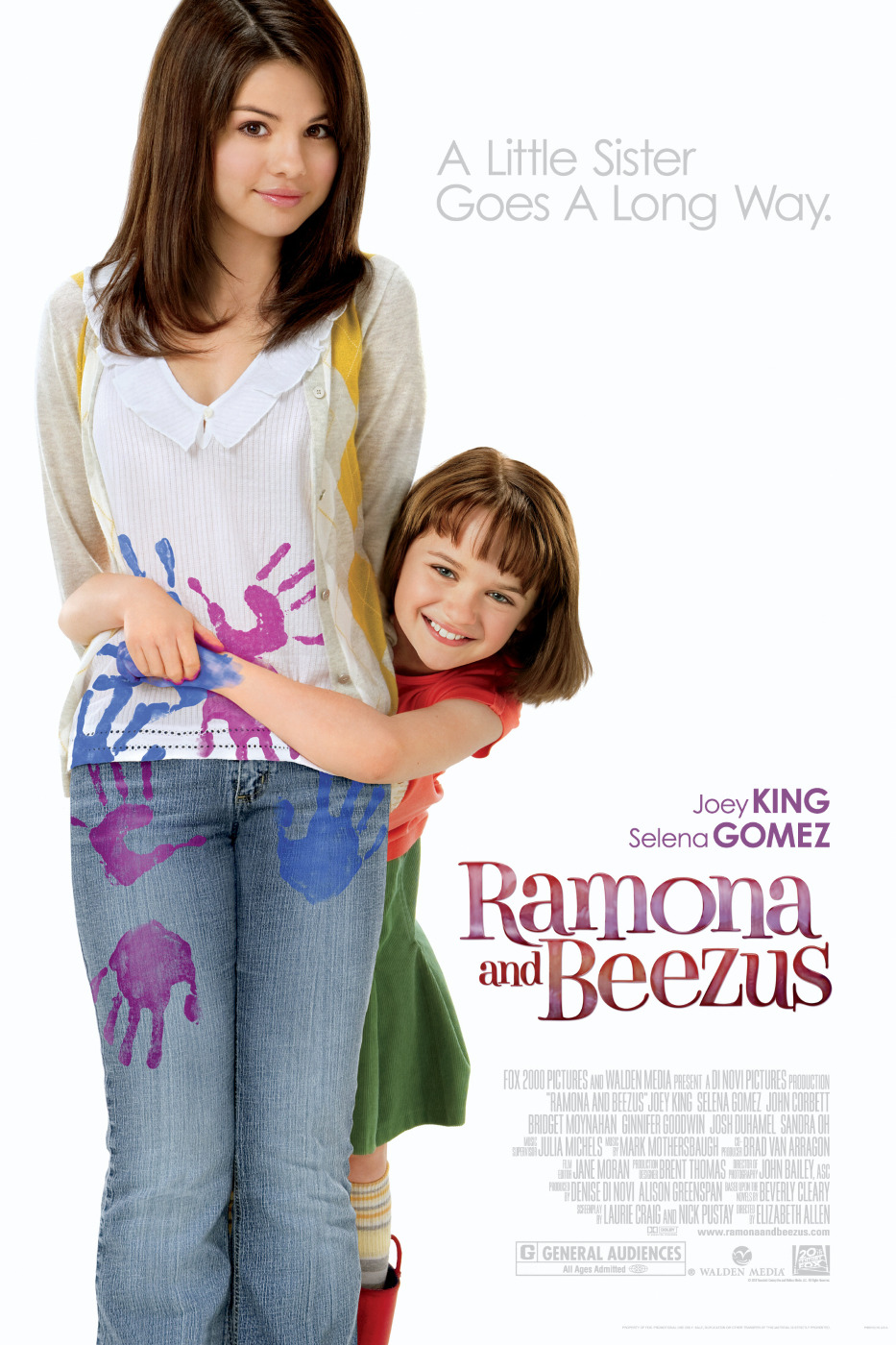 Walden Media Fans » Ramona and Beezus