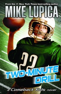 Two-Minute Drill - A Comeback Kids Novel