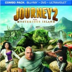 Journey 2: The Mysterious Island comes to Blu-ray on June 5, DVD on July 3