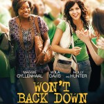 Won't Back Down – Poster and Four Clips from the Movie