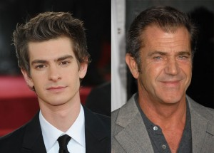 Andrew Garfield and Mel Gibson may make Hacksaw Ridge
